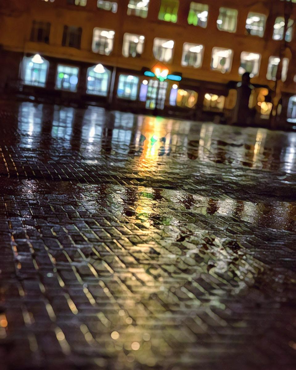 Ради дождя